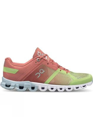 On Women's Cloudflow Guava/Dustrose