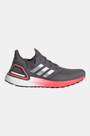 Adidas Women's Ultraboost 20 Grey Five