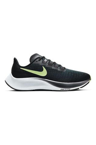 Nike Womens Air Zoom Pegasus 37 Black/Ghost Green-valerian Blue