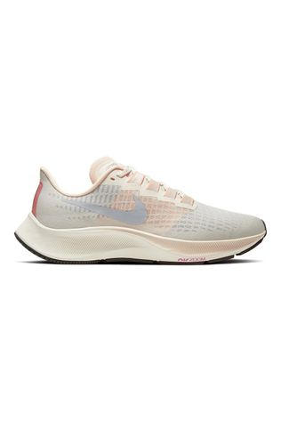 Nike Womens Air Zoom Pegasus 37 Pale Ivory/ Ghost-bareley Volt-sail