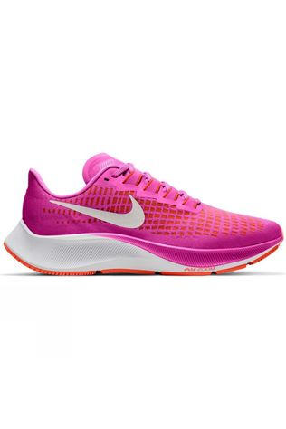 Nike Women's Air Zoom Pegasus 37 Fire Pink White-team Orange-magic Ember