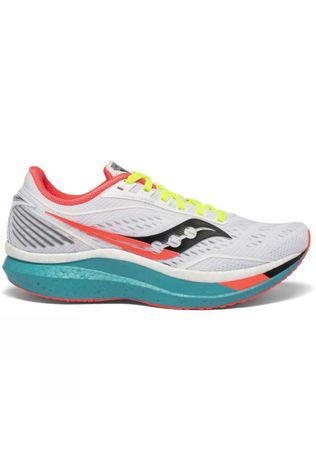 Saucony Women's Endorphin Speed WHITE MUTANT