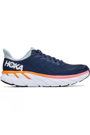Hoka One One Women's Clifton 7 BLACK IRIS / BLUE HAZE
