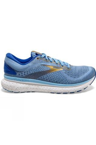 Brooks Women's Glycerin 18 Cornflower/Blue/Gold