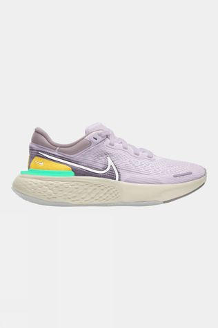Nike Women's Zoom Invincible Run Flyknit Light Violet/White-Infinite Lilac