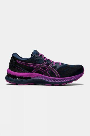 Asics Womens GEL-Nimbus 23 LITE-SHOW French Blue/Lite-Show