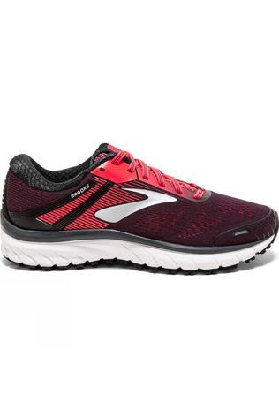 Brooks Womens Adrenaline GTS 18 Black/Black/Pink