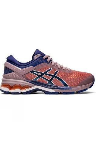 Asics Women's Gel-Kayano 26 VIOLET BLUSH/DIVE BLUE