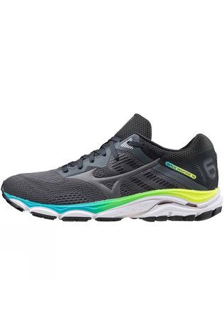 Mizuno Women's Wave Inspire 16 Castlerock / Quiet Shade / Scuba Blue