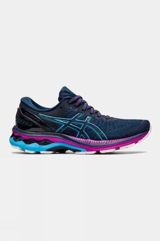 Asics Women's Gel-Kayano 27 French Blue/Digital Aqua