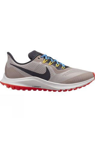 Nike Women's Air Zoom Pegasus 36 Trail PUMICE/OIL GREY-PACIFIC BLUE