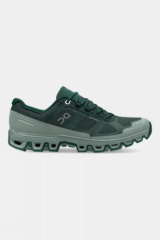 On Women's Cloudventure Waterproof Juniper | Sea