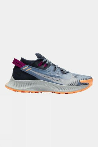 Nike Womens Pegasus Trail 2 Thunder Blue/ Photon Dust-ashen Slate