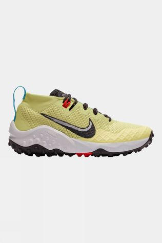 Nike Women's Air Zoom Wildhorse 7 Limelight/ Off Noir-laser Blue-chile Red