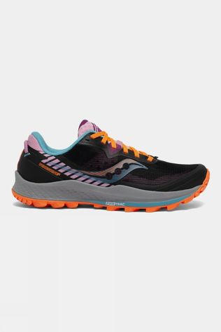 Saucony Womens Peregrine 11 Future/Black