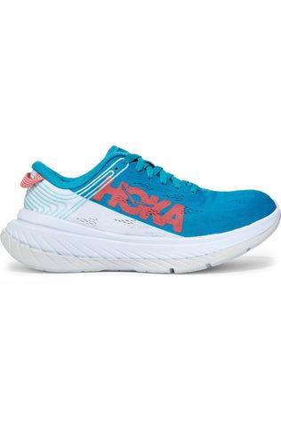 Hoka One One Women's Carbon X Caribbean Sea/White