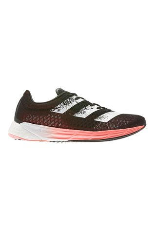 Adidas Womens Adizero Pro Black/ Orange