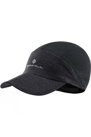 Ronhill Split Air-Lite Cap Charcoal Marl/Black