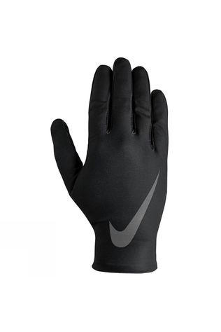 Nike Mens Base Layer Gloves Black/Black/Dark Grey