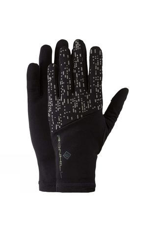 Ronhill Night Runner Glove Black/Reflect