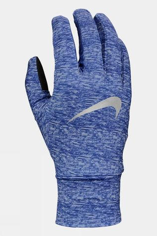 Nike Men's Heathered Dry Element Running Gloves 2.0 Astronomy Blue/Silver