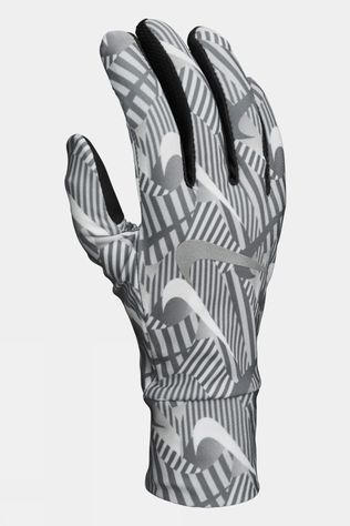 Nike Women's Lightweight Tech Running Gloves White/Black/Silver