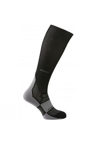 Hilly Pulse Compression Socks Black/Grey