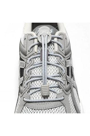 Run Lock Laces Cool Grey