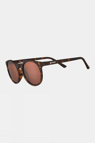 Goodr Nine Dollar Pour Over Sunglasses Tortoise Shell