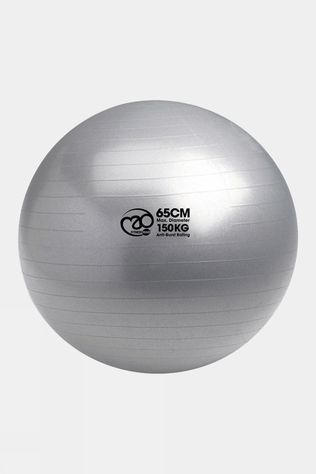 Fitness Mad 150kg Anti-Burst Ball 65cm Silver