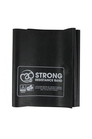 Fitness Mad Resistance Band Strong (band only) Black