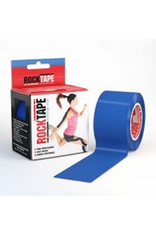 Rocktape 5cm x 5m Kinesiology Tape Roll Electric Blue