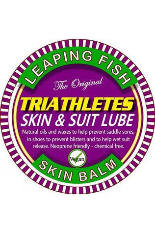 Leaping Fish Triathletes Skin & Suit Lube Silver