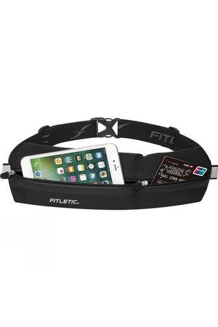 Fitletic  Bolt Fit Running Pouch Black