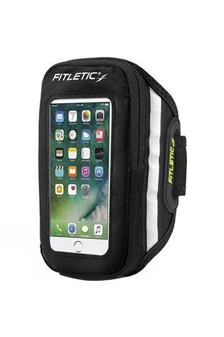 Fitletic Forte Running Arm Band Black