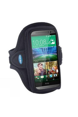 Tune Belt AB90 Sport Armband to Fit the Samsung Galaxy S5, S4 Active, HTC One Black