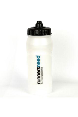 Runners Need Runners Need Water Bottle Natural/Clear