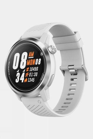 Coros Apex Premium Multisport GPS Watch 46mm White