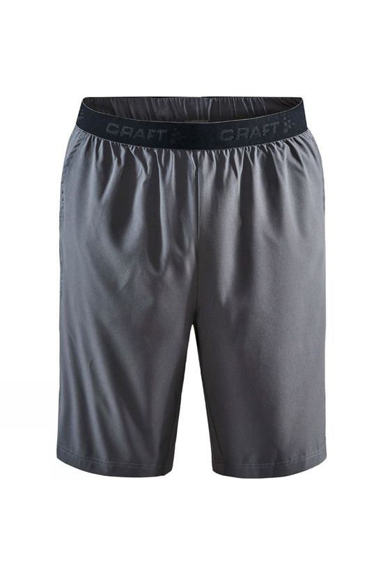 Craft Core Essence Relaxed Shorts Granite