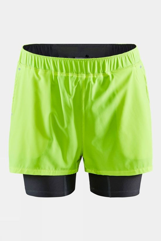 Craft Advance Essence 2in1 Stretch Shorts Flumino