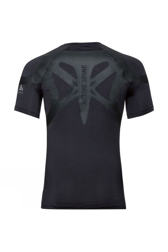 Odlo Mens Active Spine Light Base Layer Top Black