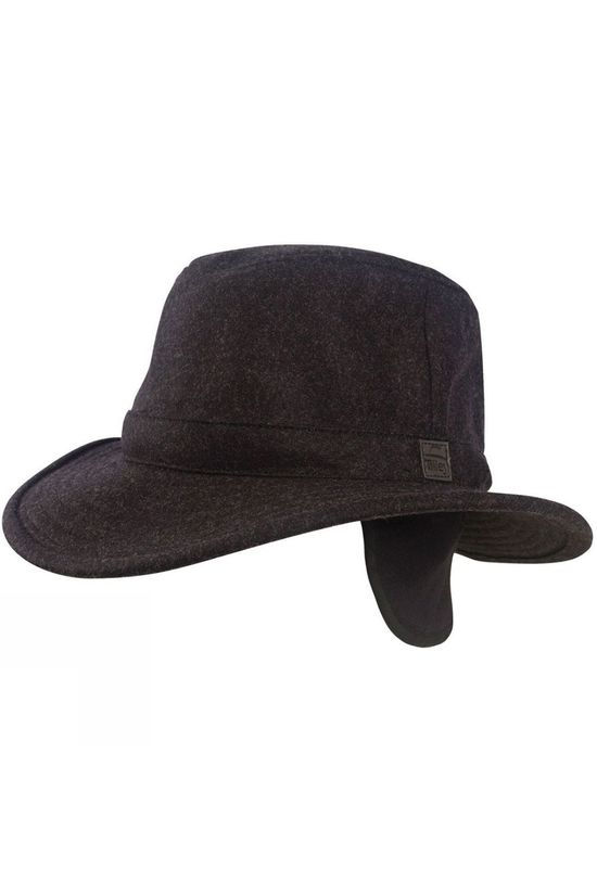 Tilley TTW2 Tec-Wool Hat Black