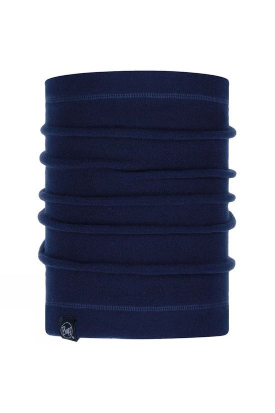 Buff Polar Neckwarmer Solid Night Blue