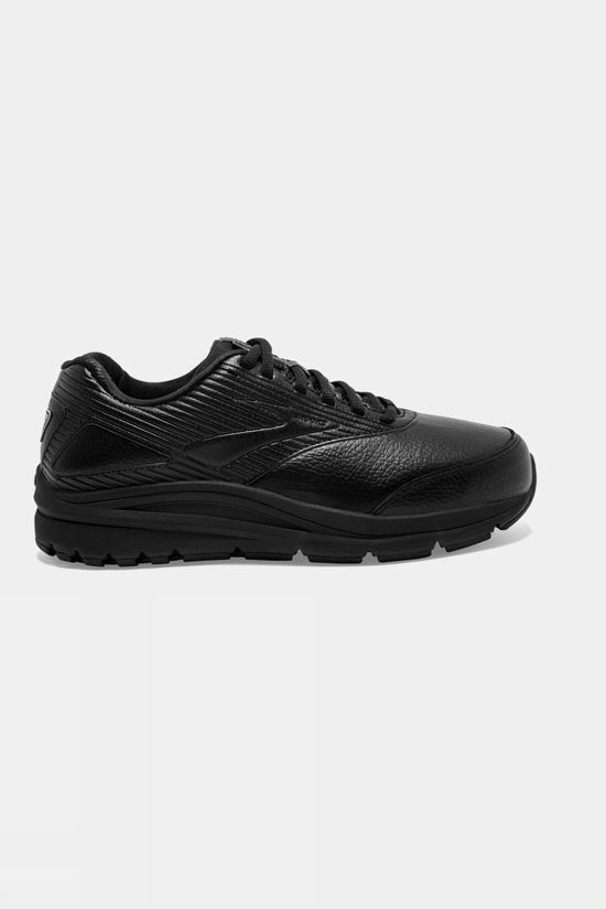 Brooks Womens Addiction Walker 2 Black/Black