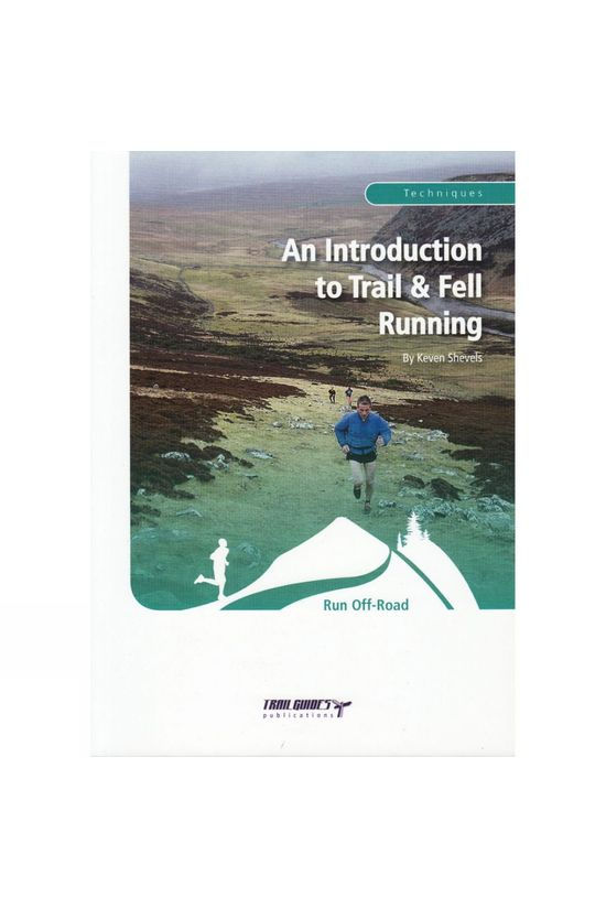 Trailguides Ltd An Introduction to Trail and Fell Running No Colour