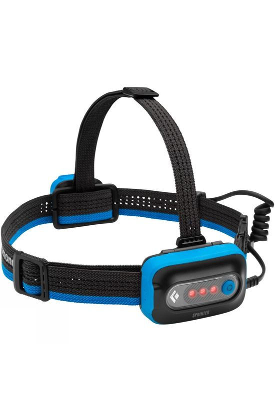 Black Diamond Sprinter 275 Lumen Headtorch Blue
