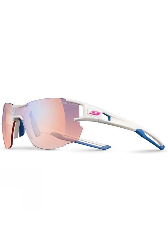 Julbo Aerolite Zebra Light Red White/Blue