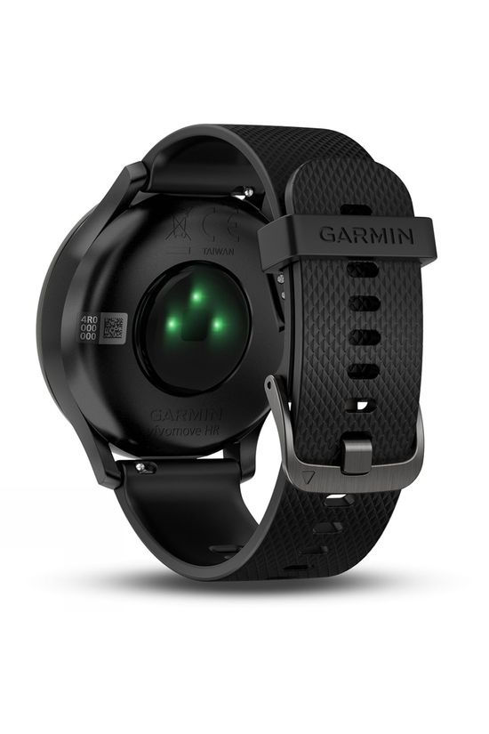 Garmin Vivomove HR Hybrid Smartwatch Black/Black