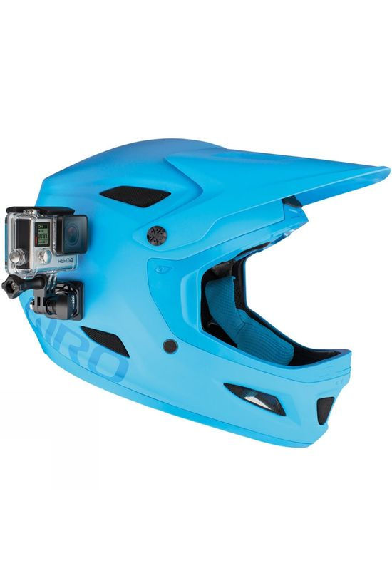 GoPro Helmet Front & Side Mount No Colour