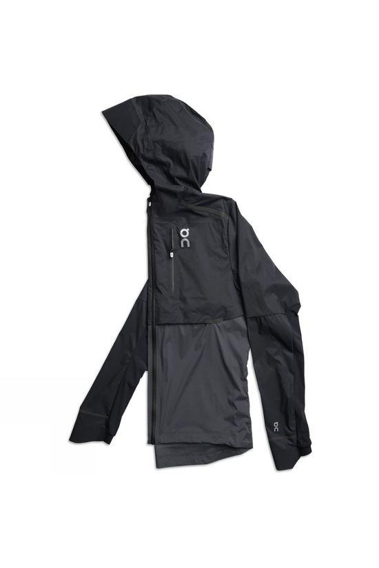 On Mens Weather Jacket Black/Shadow